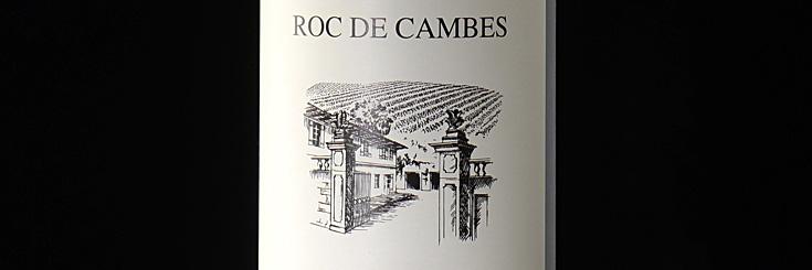 Roc de Cambes, Cotes de Bourg