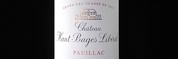 Chateau Haut-Bages Libéral
