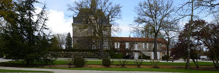 Château Bellegrave in Pauillac