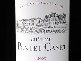 Chateau Pontet Canet bei AUX FINS GOURMETS