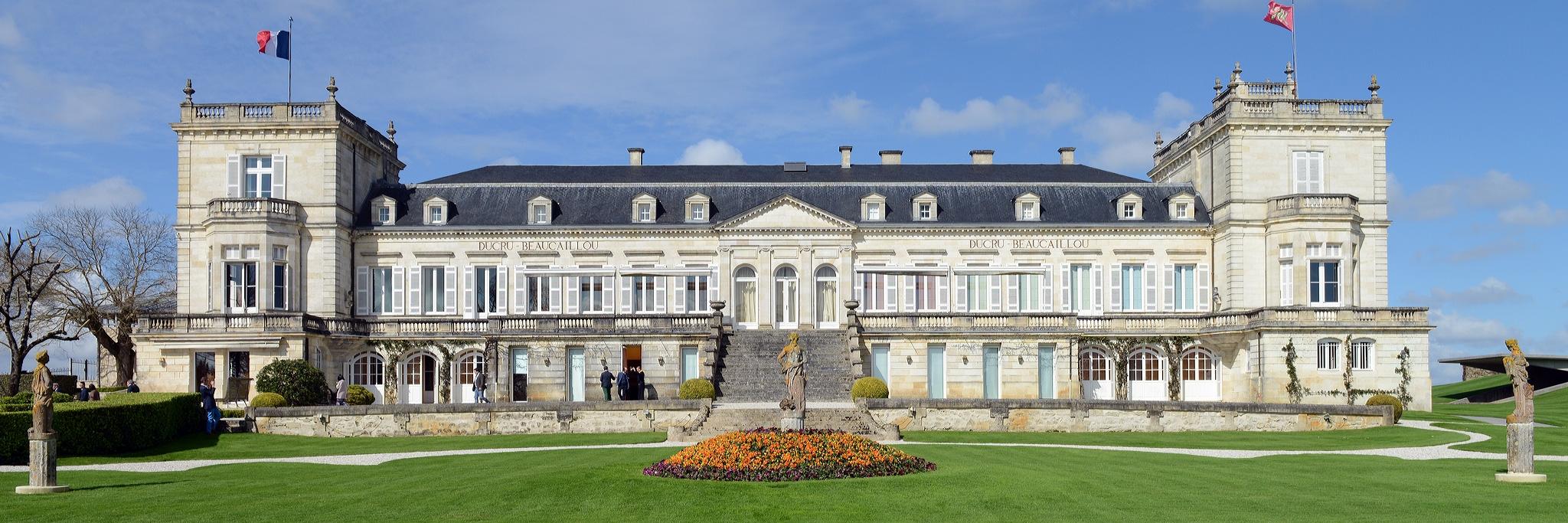 Château Ducru-Beaucaillou - AUX FINS GOURMETS