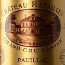 Château Batailley 2005 - 0,375L AOC Pauillac - Bild-0