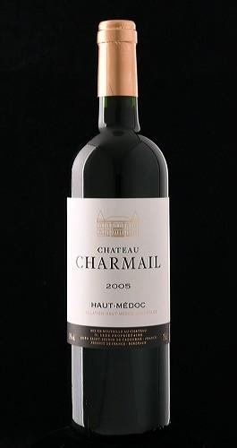 Château Charmail 2005 differenzbesteuert AOC Haut Medoc - Bild-1