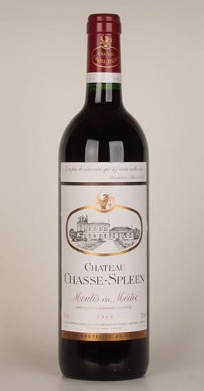 Château Chasse Spleen 2005 differenzbesteuert - Bild-0