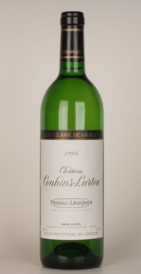 Château Couhins Lurton 1994 - Bild-0
