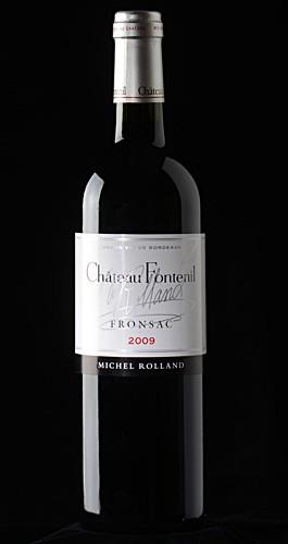 Château Fontenil 2003 AOC Fronsac - Bild-1
