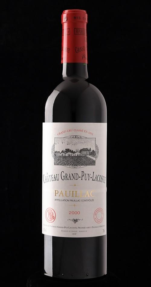 Château Grand Puy Lacoste 2000 AOC Pauillac - Bild-0