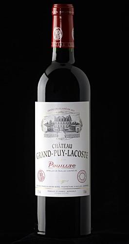 Château Grand Puy Lacoste 1996 AOC Pauillac - Bild-1