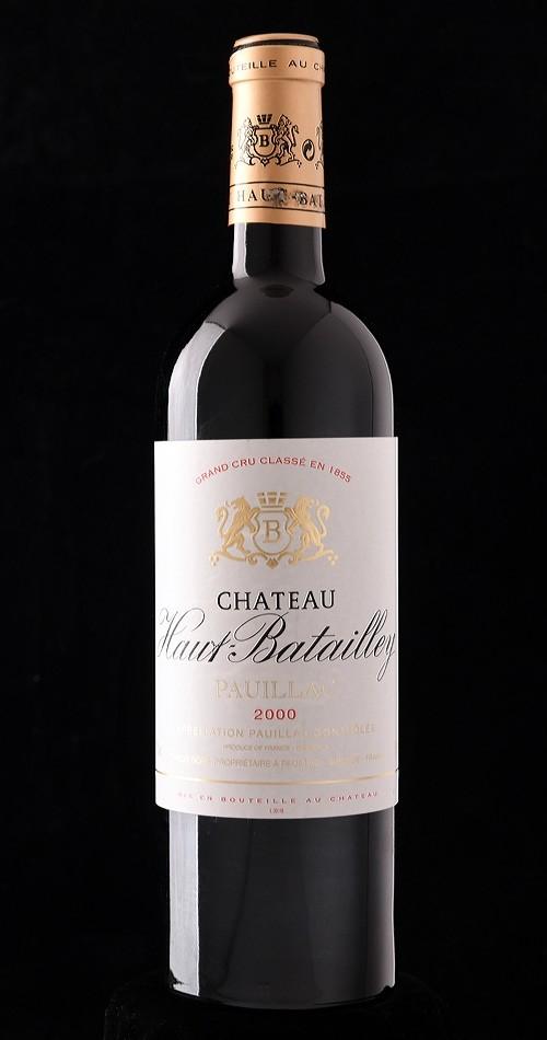 Château Haut Batailley 2000 AOC Pauillac differenzbesteuert - Bild-0