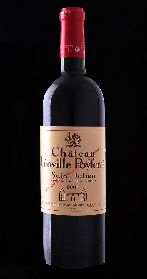 Château Léoville Poyferré 2001 AOC Saint Julien - Bild-0
