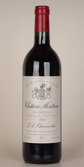 Château Montrose 1993 AOC Saint Julien - Bild-0
