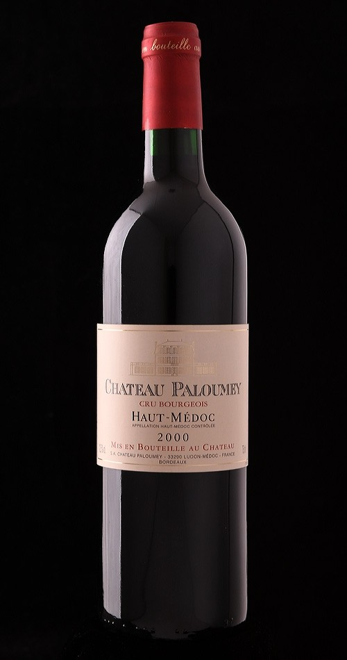 Château Paloumey 2000 AOC Haut Medoc - Bild-0
