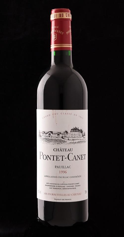 Château Pontet Canet 1996 AOC Pauillac - Bild-0