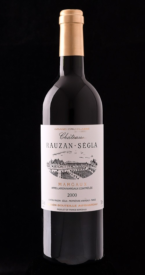 Château Rauzan-Ségla 2000 AOC Margaux - Bild-0