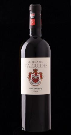 Le Blanc d'Aiguilhe 2016 AOC Bordeaux
