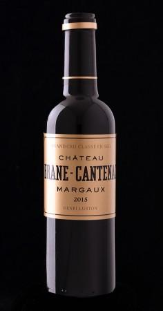 Château Brane Cantenac 2015 AOC Margaux 0,375L