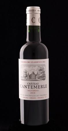 Château Cantemerle 2018 AOC Haut Medoc 0,375L
