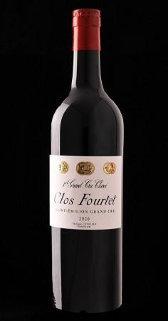 Clos Fourtet 2020 in Bordeaux Subskription