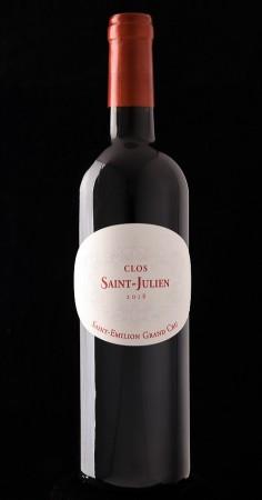 Clos Saint Julien 2018 AOC Saint Emilion Grand Cru