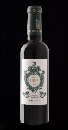 Château Ferrière 2015 AOC Margaux 0,375L