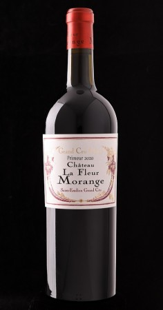 Château La Fleur Morange 2020 in Bordeaux Subskription AOC Saint Emilion Grand Cru