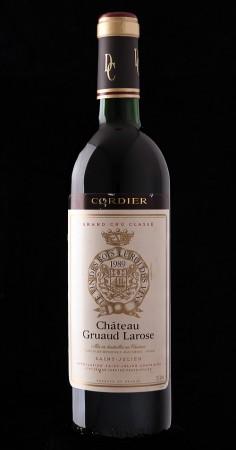 Château Gruaud Larose 1989 AOC Saint Julien