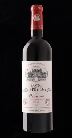 Château Grand Puy Lacoste 2015 AOC Pauillac