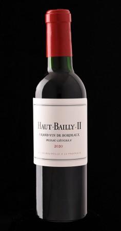 Haut Bailly II 2020 in Bordeaux Subskription 0,375L