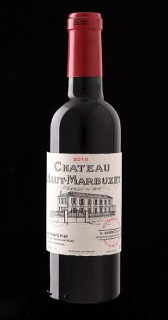 Château Haut Marbuzet 2015 AOC Saint Estephe 0,375L