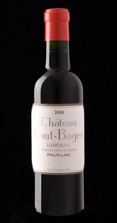 Château Haut Bages Libéral 2018 AOC Pauillac 0,375L