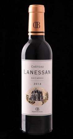 Château Lanessan 2014 AOC Haut Medoc 0,375L