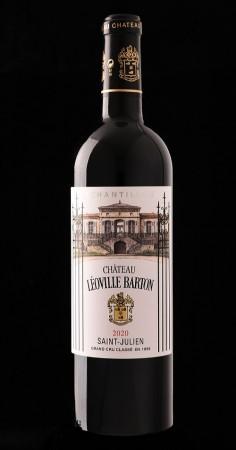 Château Leoville Barton 2020 in Bordeaux Subskription 0,375L