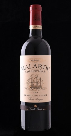 Château Malartic Lagravière 2018 AOC Pessac Leognan