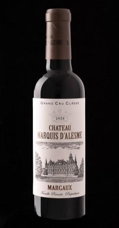 Château Marquis d'Alesme 2020 in Bordeaux Subskription 0,375L