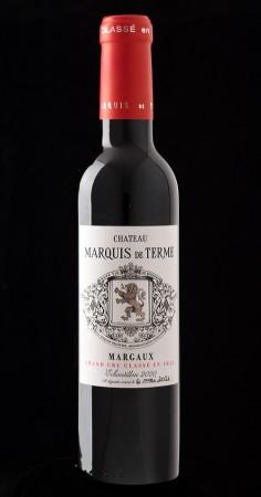 Château Marquis de Terme 2020 in Bordeaux Subskription 0,375L
