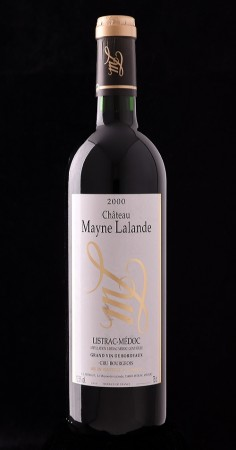 Château Mayne Lalande 2000 AOC Listrac
