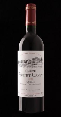 Château Pontet Canet 2003 AOC Pauillac