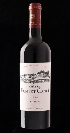 Château Pontet Canet 2005 AOC Pauillac