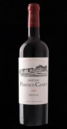 Château Pontet Canet 2006 AOC Pauillac