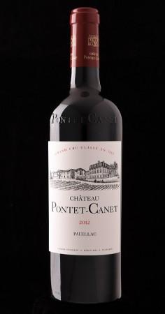 Château Pontet Canet 2012 AOC Pauillac