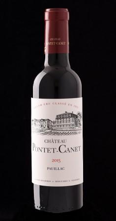Château Pontet Canet 2015 AOC Pauillac 0,375L