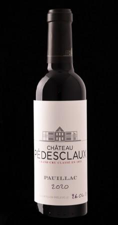 Château Pedesclaux 2020 in Bordeaux Subskription 0,375L