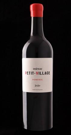 Château Petit Village 2020 in Bordeaux Subskription