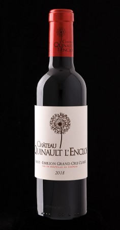 Château Quinault l'Enclos 2018 AOC Saint Emilion Grand Cru 0,375L