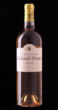 Château Rabaud Promis 2005 AOC Sauternes