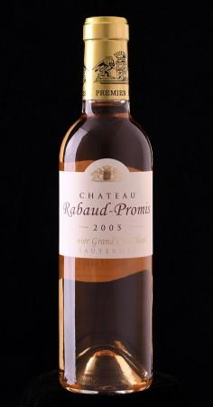 Château Rabaud Promis 2005 AOC Sauternes 0,375L