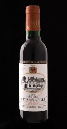 Château Rauzan Ségla 1989 AOC Margaux 0,375L