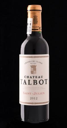Château Talbot 2012 AOC Saint Julien 0,375L