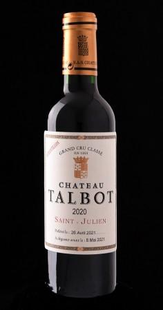 Château Talbot 2020 in Bordeaux Subskription 0,375L
