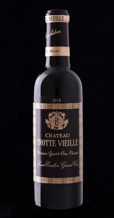 Château Trotte Vieille 2018 AOC Saint Emilion Grand Cru 0,375L